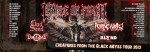 Cradle Of Filth: il trailer del tour