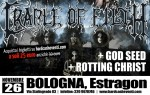 Cradle Of Filth, God Seed, Rotting Christ: tutte le info sulla data di Bologna