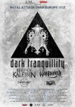 Dark Tranquillity: cancellato il tour europeo