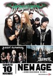 Dragonforce: in concerto al New Age di Roncade