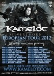 Kamelot: tour webisode dalla Germania