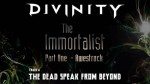 "Divinity: ecco il nuovo singolo ""The Dead Speak From Beyond"""
