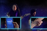DragonForce: i chitarristi nello spot pubblicitario di Capital One
