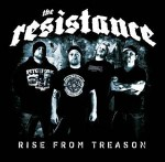 "The Resistance: svelata la copertina dell'EP ""Rise From Treason"""