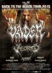 "Vader: annunciano ""Back To The Black Tour"" 2013 con una data in Italia"