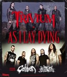 Trivium, As I Lay Dying, Caliban: documentario dalla data di Berlino