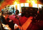 Amon Amarth: foto dallo studio
