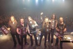 "Amorphis: placche d'oro per ""The Beginning Of Times"""