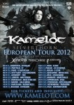 Blackguard: video report dal tour europeo coi Kamelot