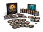 Blind Guardian: immagini dettagliate del box &quot;A Traveler&#039;s Guide To Space And Time&quot;