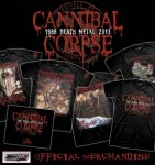 Cannibal Corpse: iniziano i festeggiamenti per il 25 anniversario