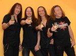 Gamma Ray: una data a Roma con i Rhapsody Of Fire