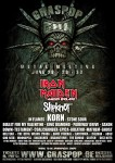 Slipknot, Down, Brainstorm, The Sword, Clutch: confermati al Graspop Metal Meeting 2013