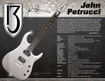 Dream Theater: Petrucci presenta la sua nuova Music Man JP13