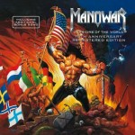 "Manowar: disponibile ""Warriors Of The World (10th Anniversary)"""