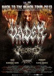 "Vader: il video footage dal ""Back To Black Tour 2013"""