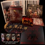 "Cannibal Corpse: l'artwork di ""Dead Human Collection: 25 Years Of Death Metal"""