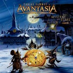 "Avantasia: l'artwork di ""The Mystery Of Time"""