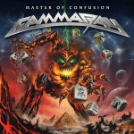 "Gamma Ray: svelato l'artwork di ""Master Of Confusion"""