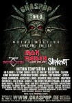 Graspop Metal Meeting 2013: confermati Twisted Sister, U.D.O., Overkill,  Within Temptation ed altri