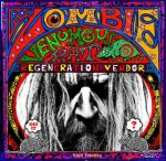 "Rob Zombie: lyric video di ""Dead City Radio And The New Gods Of Supertown"""