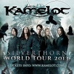 Kamelot: unica data italiana per il Silverthorn Over Europe