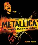 "Metallica: il libro ""The Complete Illustrated History"" uscirà a novembre"