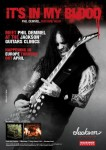 Phil Demmel: due date italiane per il clinic tour europeo del chitarrista dei Machine Head