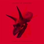 "Alice In Chains: l'artwork di ""The Devil Put Dinosaurs Here"""