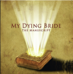 "My Dying Bride: l'artwork di ""The Manuscript"""