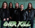 Overkill: una data in Italia a novembre
