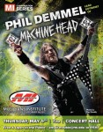 Machine Head: Demmel ospite del Musician Institute