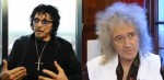Tony Iommi: possibile collaborazione con Brian May