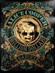 "Alice Cooper: la litografia di ""Billion Dollar Babies"""