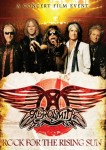 "Aerosmith: dettagli sul DVD ""Rock For The Rising Sun"""