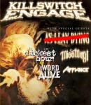 As I Lay Dying: salta il tour statunitense con Killswitch Engage