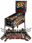 "Metallica: video demo del ""Metallica Pinball"""