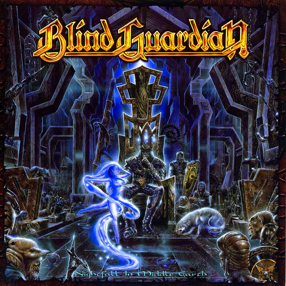 blind guardian recensione nightfall in middle earth. Black Bedroom Furniture Sets. Home Design Ideas