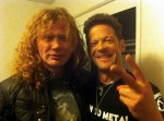 Dave Mustaine: sul palco con Jason Newsted?