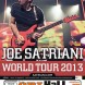 Joe Satriani: Live report della data di Firenze