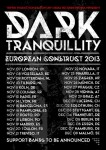 Dark Tranquillity: un video per promuover il tour