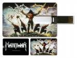 "Manowar: limited edition credit card di ""The Lord Of Steel"""