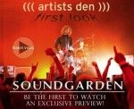 "Soundgarden: video da ""Live From The Artists Den"""