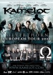 "Kamelot: il trailer del tour ""Silverthorn Over Europe 2013 """