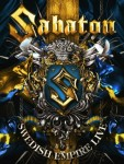 "Sabaton: artwork e tracklist di ""Swedish Empire Live"""
