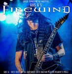 Firewind: online l'intera performance al Bloodstock Open Air