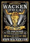 Wacken Open Air: edizione 2014 già sold out!