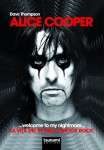 "Alice Cooper: disponibile il libro ""Welcome To My Nightmare"""