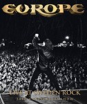 "Europe: i dettagli di ""Live At Sweden Rock"""