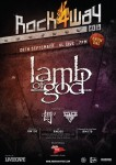 Lamb Of God: le autorità cancellano il concerto in Malesia
